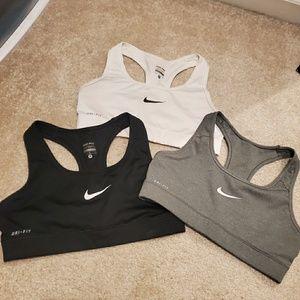 Nike Exercise Bras